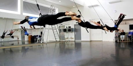 Upswing Bungee Dance Next Level - with Vicki Amedume tickets
