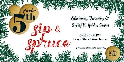 Sip & Spruce