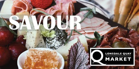 Savour Food Tour at Lonsdale Quay Market-Sunday 17th tickets