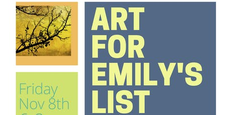 Art for Emily's List tickets