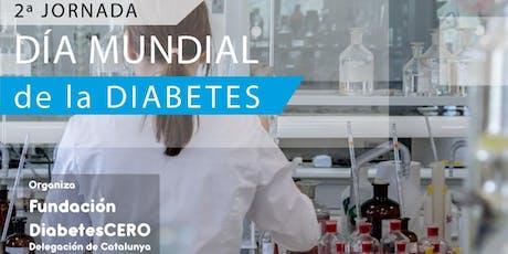 2ª Jornada DiabetesCERO  Catalunya para el Dia Mundial de la Diabetes tickets