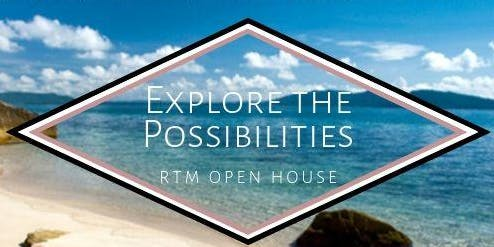 Recreational Tourism Management Open House - Explore the Possibilities