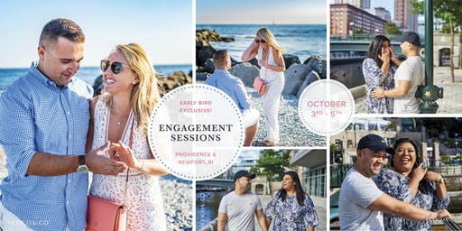 Engagement Photography - Early Bird Exclusive!