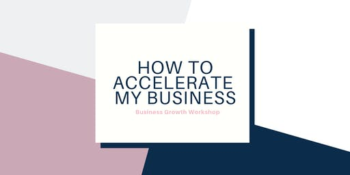 Business Growth Workshops