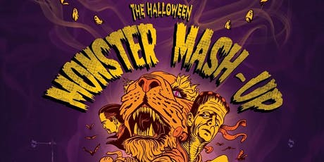 Opposite Box presents:  the Monster Mash-Up! w/ Three Star Revival tickets