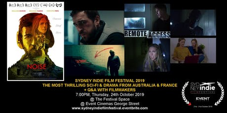 Sydney Indie Film Festival 2019 – Thriller Sci-Fi Action tickets