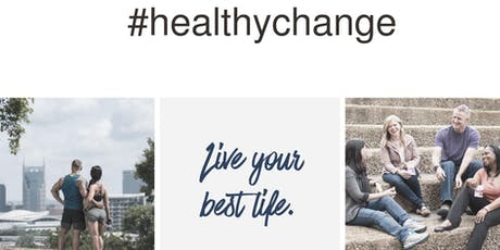 Healthy Change Social tickets