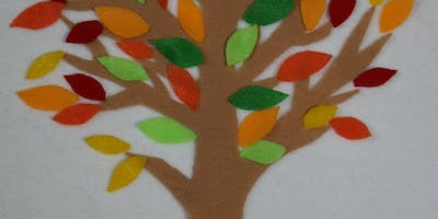 Autumn Tree Picture Art and Craft After School Class