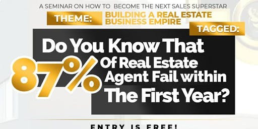 BUILDING A REAL ESTATE BUSSINESS EMPIRE