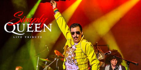 Simpy Queen Live Tribute tickets
