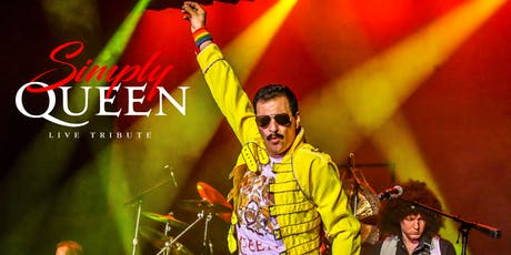 Simply Queen Live Tribute tickets