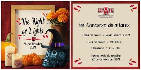 The Night of Lights boletos