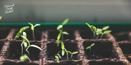 Apprivoiser la germination billets