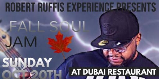 RRE present fall soul Jam