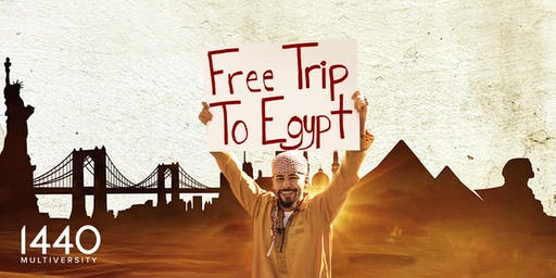 Mindful Movie: Free Trip to Egypt