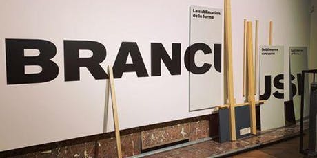 BRUSSEL | BRANCUSI EN MAGRITTE tickets