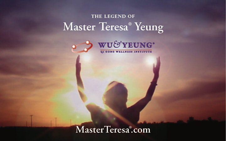 Create a Healthy Strong Body with  Pureland Qi  Gong image