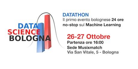 Data Science Bologna presenta: Datathon biglietti