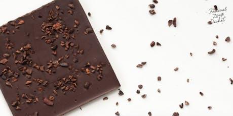 Fabriquer ses tablettes de chocolat Zéro Déchet billets
