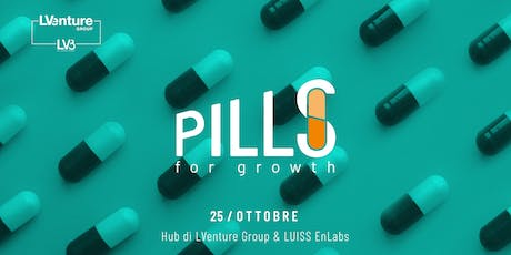 Pills for Growth: Viral Marketing biglietti