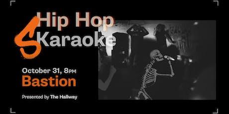 Hip Hop sKaraoke tickets