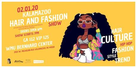 2020 Kalamazoo Hair and Fashion Show tickets