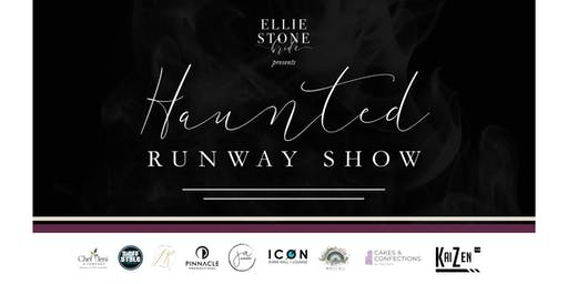 Ellie Stone Bride Haunted Runway Show