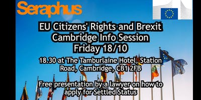 EU Citizens' Rights and Brexit: Cambridge Info Session