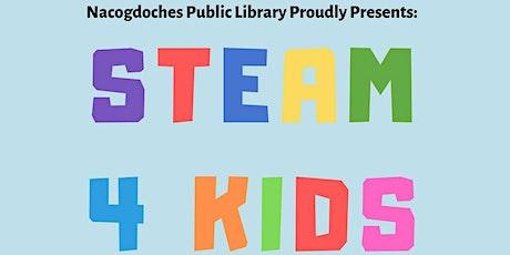 STEAM 4 Kids tickets