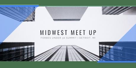 Midwest Meet Up | Forbes Under 30 Summit 2019 tickets