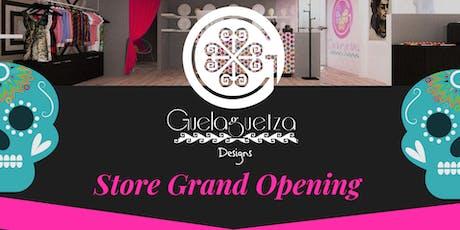 Guelaguetza Designs- Grand Opening tickets