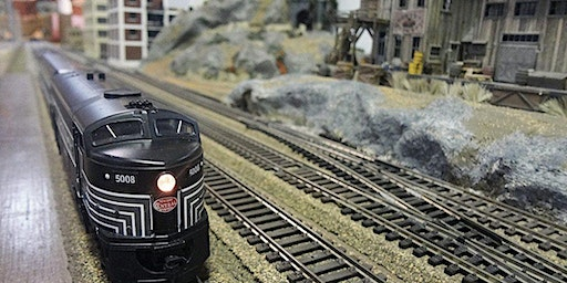 Model Train Show!! (For All Ages)
