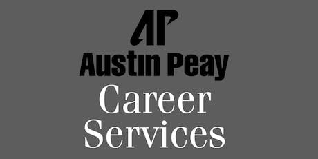 APSU College of Business Spring Career Fair tickets
