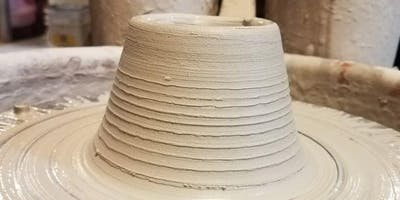 Intro to Ceramic Wheel Throwing