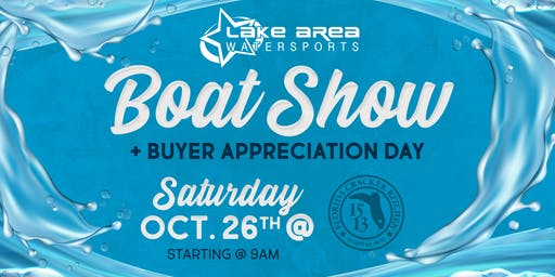 Lake Area Watersports 2019 Buyer Appreciation Day
