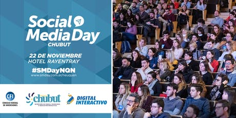 Social Media Day Chubut entradas