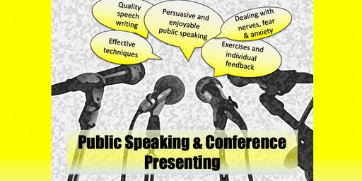 Public Speaking and Presenting