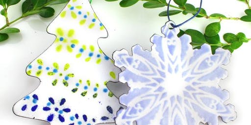 Colorful Holiday Ornament Workshop