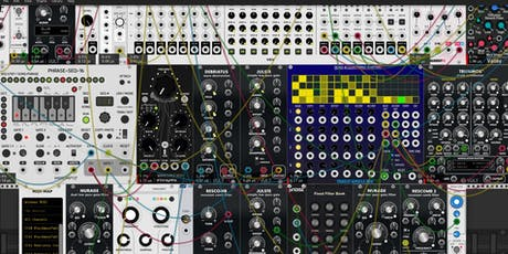 Soundmaking: Learn modular synthesis without hardware. w/Peter Kirn Tickets