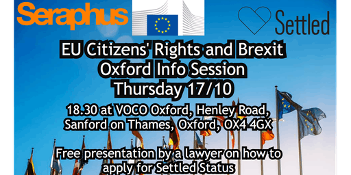 EU Citizens' Rights and Brexit: Oxford Info Session
