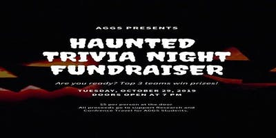 AGGS Haunted Trivia Night