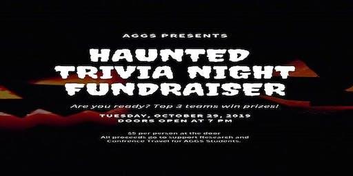 AGGS Haunted Trivia Night