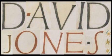 An Illustrated Talk on David Jones (Painter & Poet 1895 – 1974) tickets