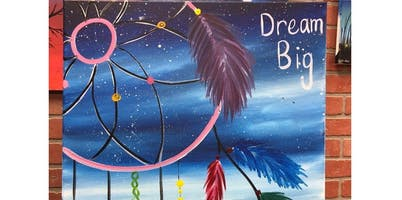 Painting at the Crab Pot- Dream Catcher (2019-11-16 starts at 12:30 PM)