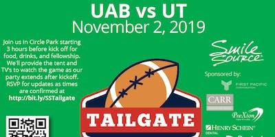 UAB vs UT Tailgate