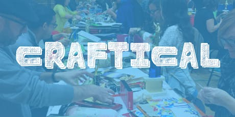 Craftical: An Intense Crafting Competition tickets