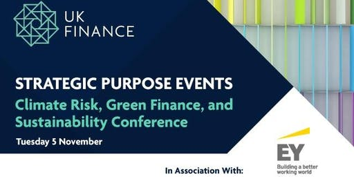 Climate Risk, Green Finance and Sustainability Conference
