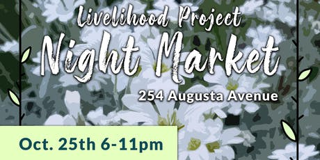 Livelihood Project Night Market,  Pay What You Can. Support The Cause! tickets