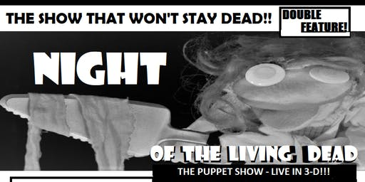Night of the Living Dead - The Puppet Show