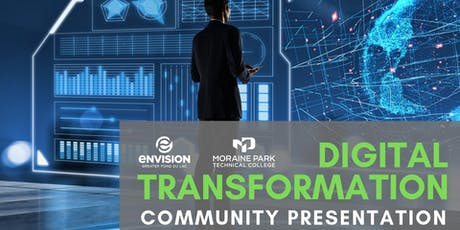 Digital Transformation Community Presentation tickets